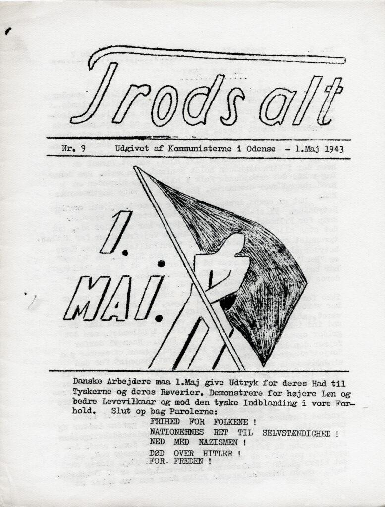Trods Alt nr. 9 1943